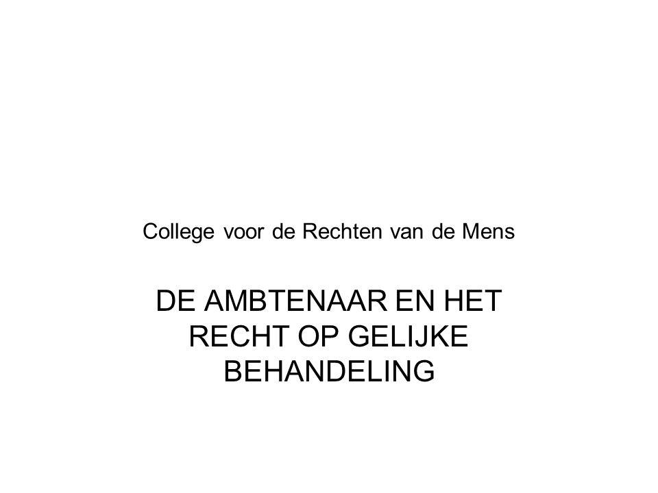 College voor de Rechten van de Mens