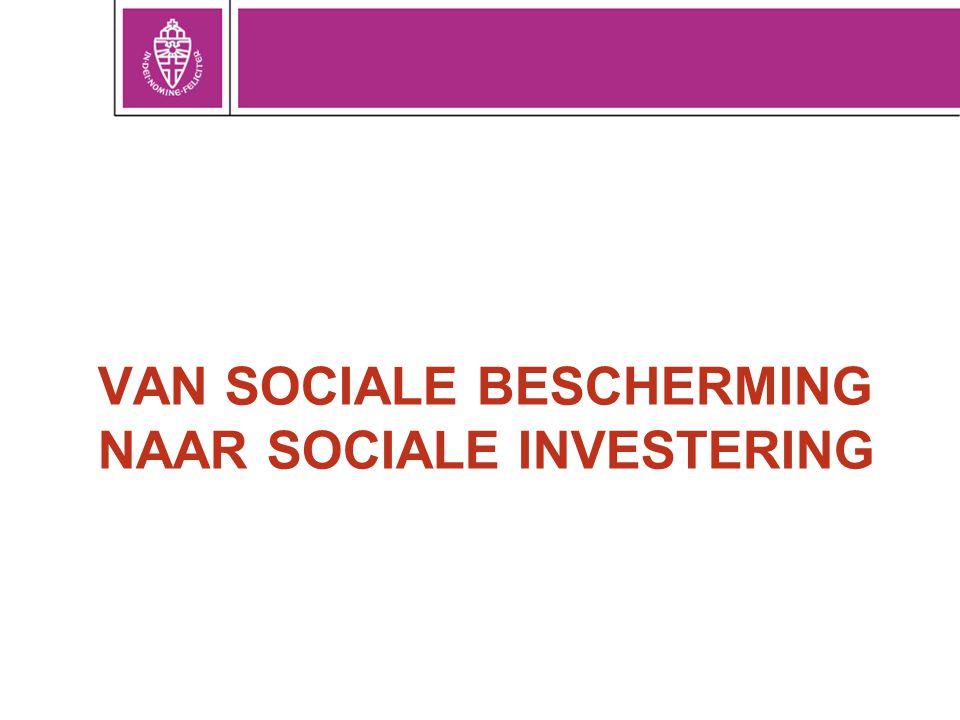 Van sociale bescherming naar sociale investering