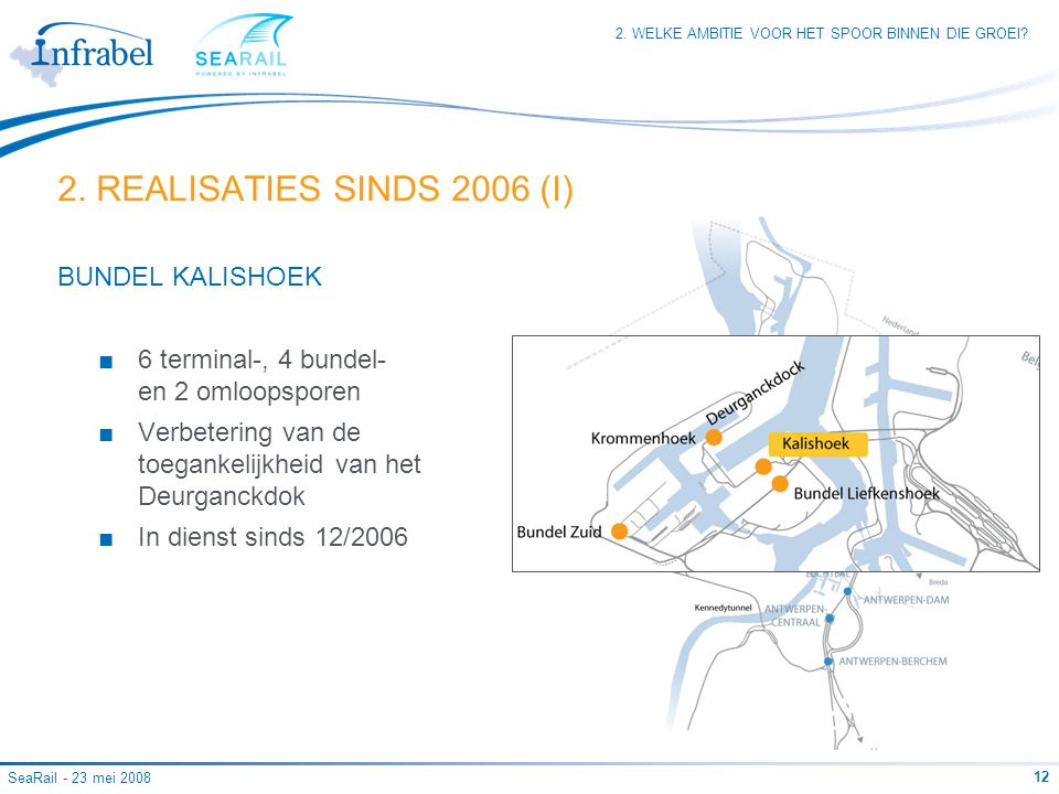 2. REALISATIES SINDS 2006 (I) BUNDEL KALISHOEK