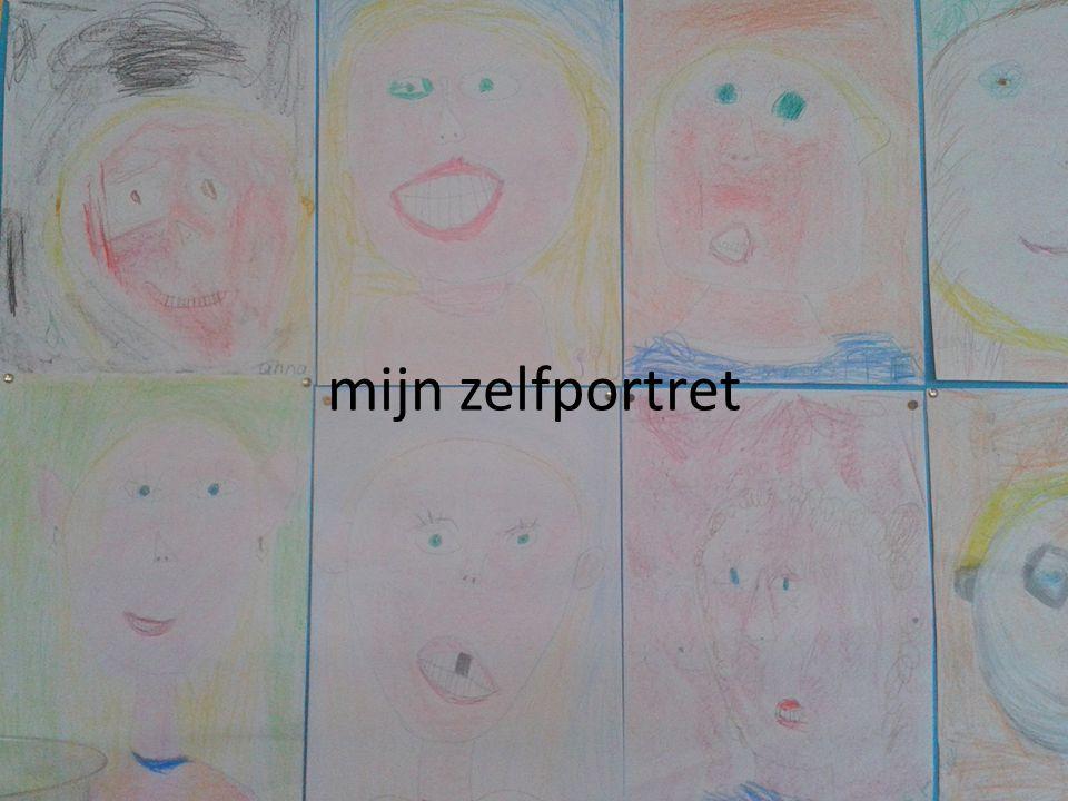 mijn zelfportret
