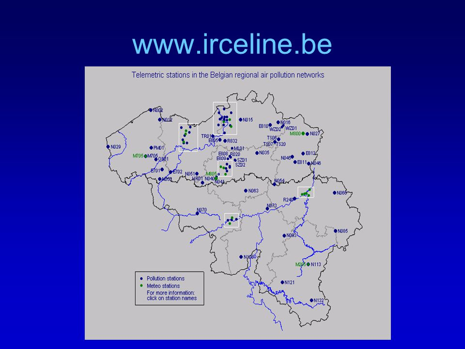 www.irceline.be