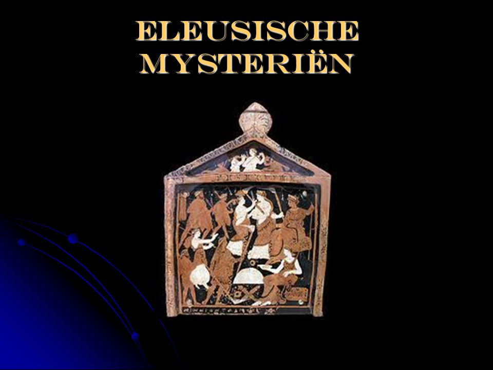 Eleusische mysteriën