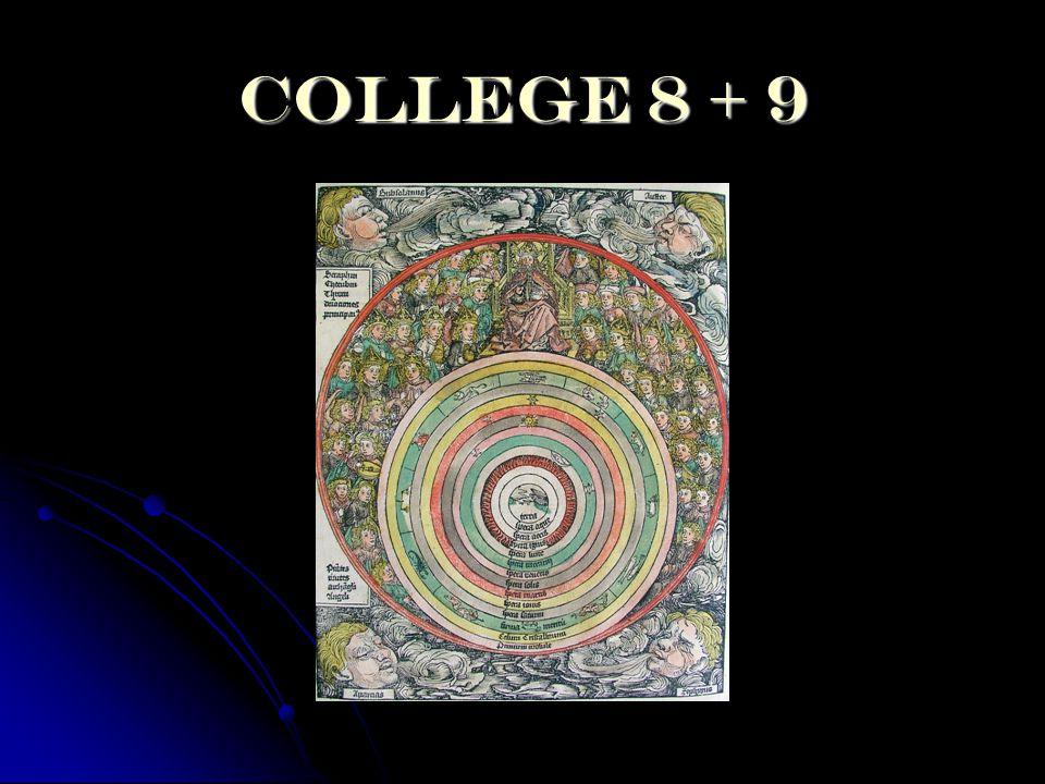 College 8 + 9