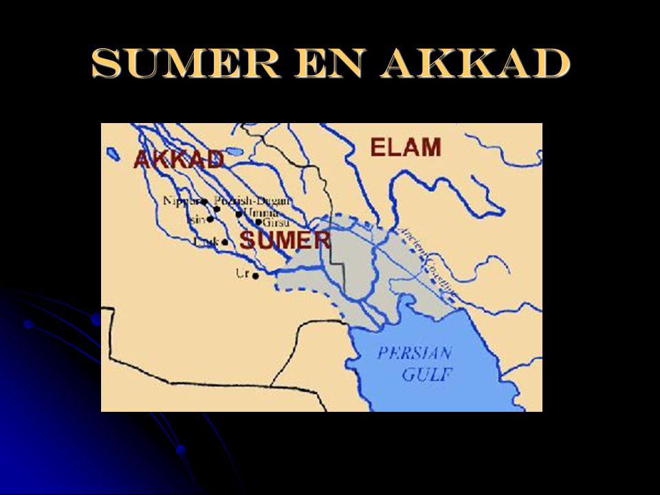 SUMER en AKKAD