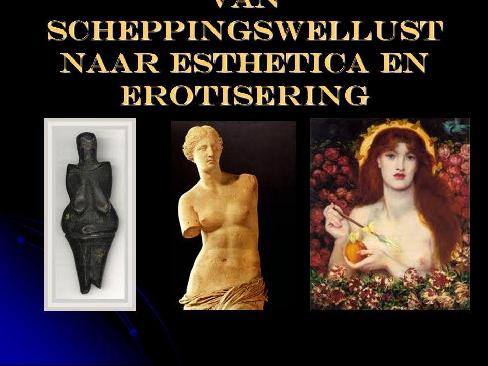 Van SCHEPPINGSwellust naar esthetica en erotisering