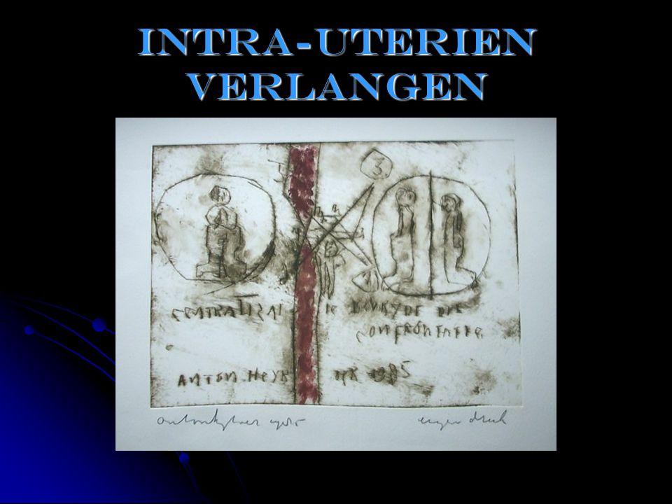 Intra-uterien verlangen