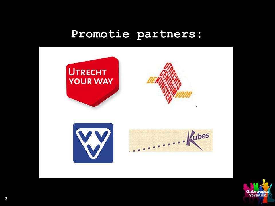 Promotie partners: 2