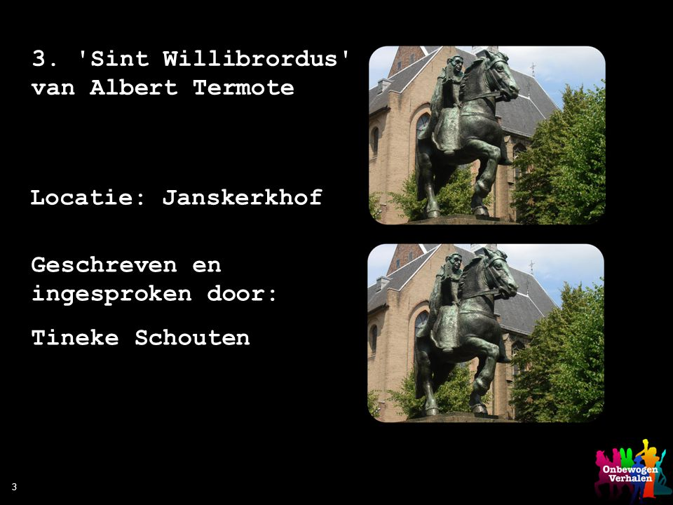 3. Sint Willibrordus van Albert Termote
