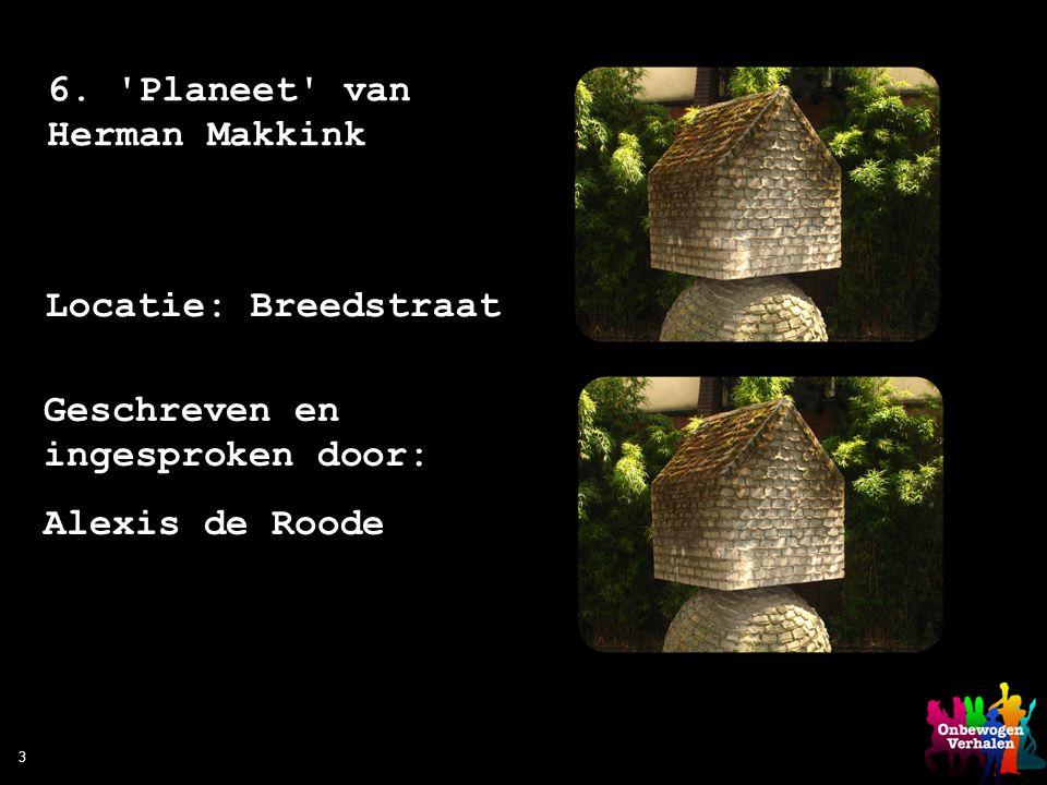 6. Planeet van Herman Makkink
