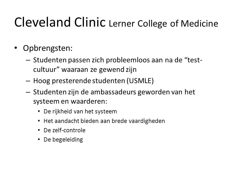 Cleveland Clinic Lerner College of Medicine