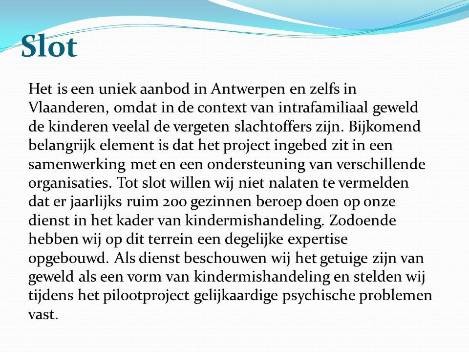 Slot Het is een uniek aanbod in Antwerpen en zelfs in