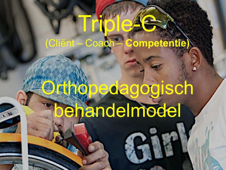 Triple-C Welkom Orthopedagogisch behandelmodel
