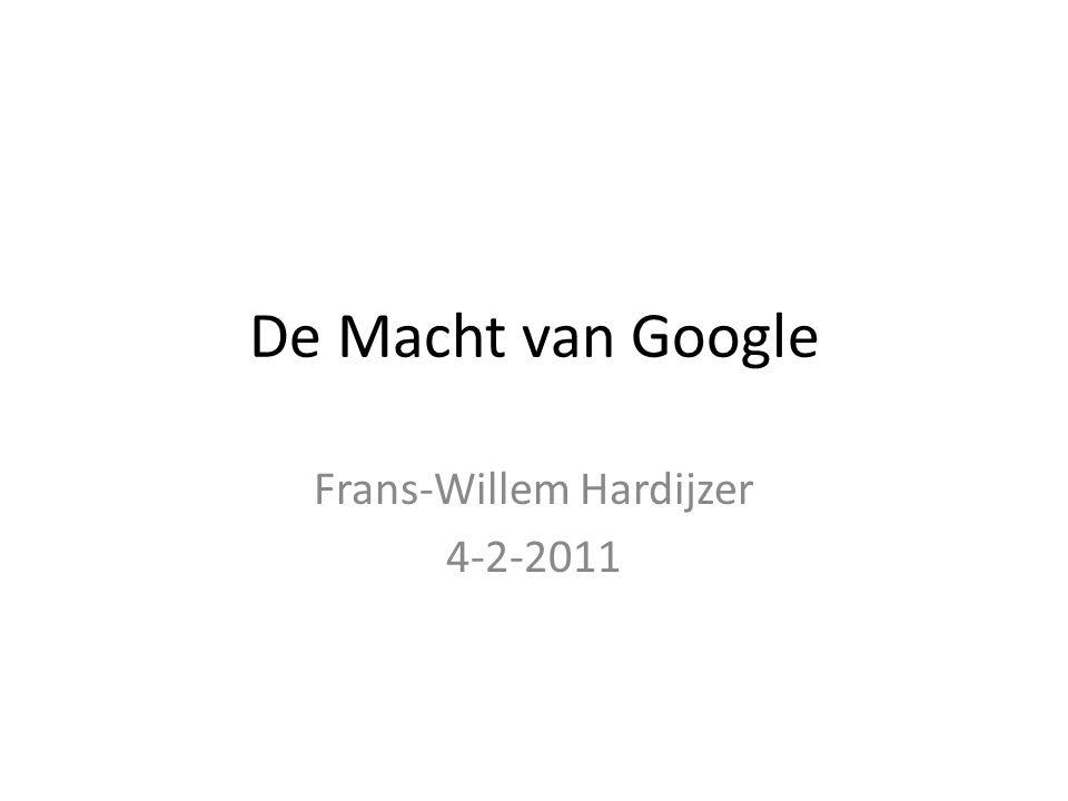 Frans-Willem Hardijzer 4-2-2011