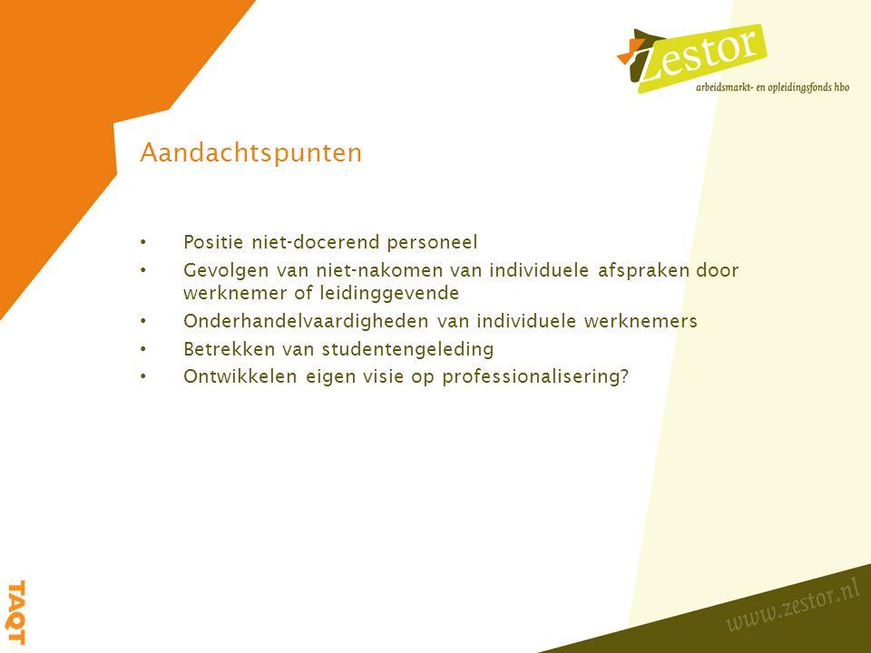 Teun van Beusekom Hoofd P & O NHTV,