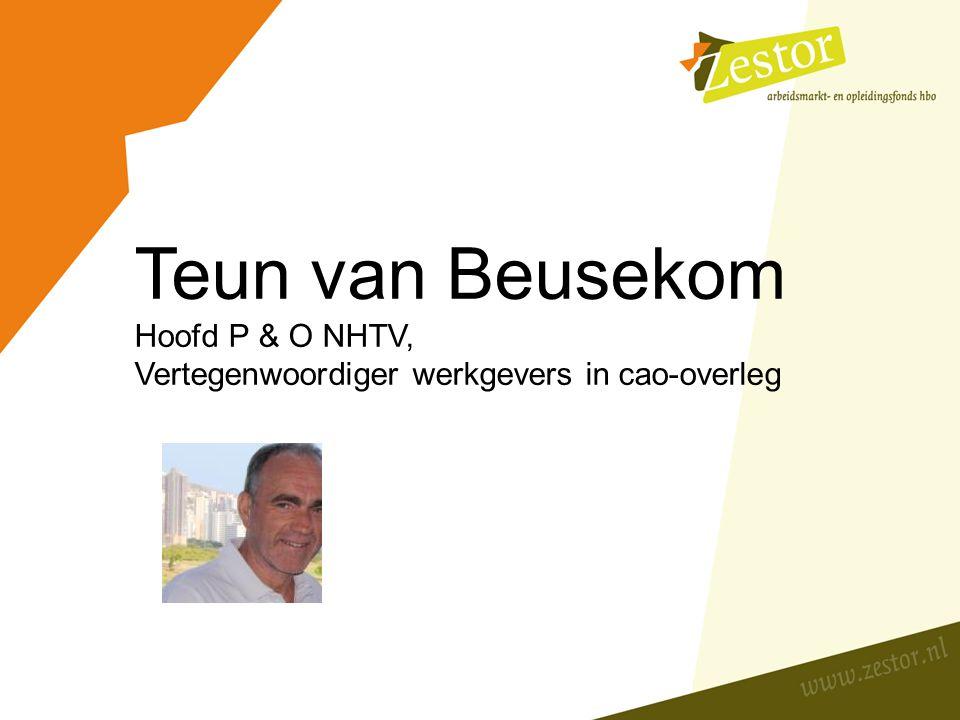 Wim-Jelle Berg Bestuurder CNV-onderwijs, bestuurslid Zestor