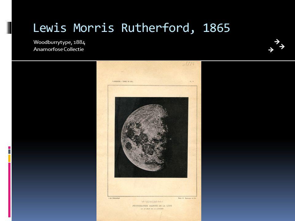 Lewis Morris Rutherford, 1865