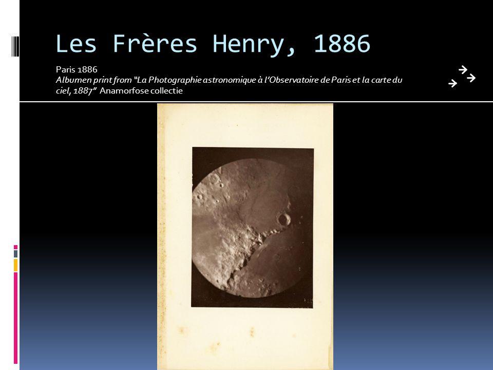 Les Frères Henry, 1886 Paris 1886.