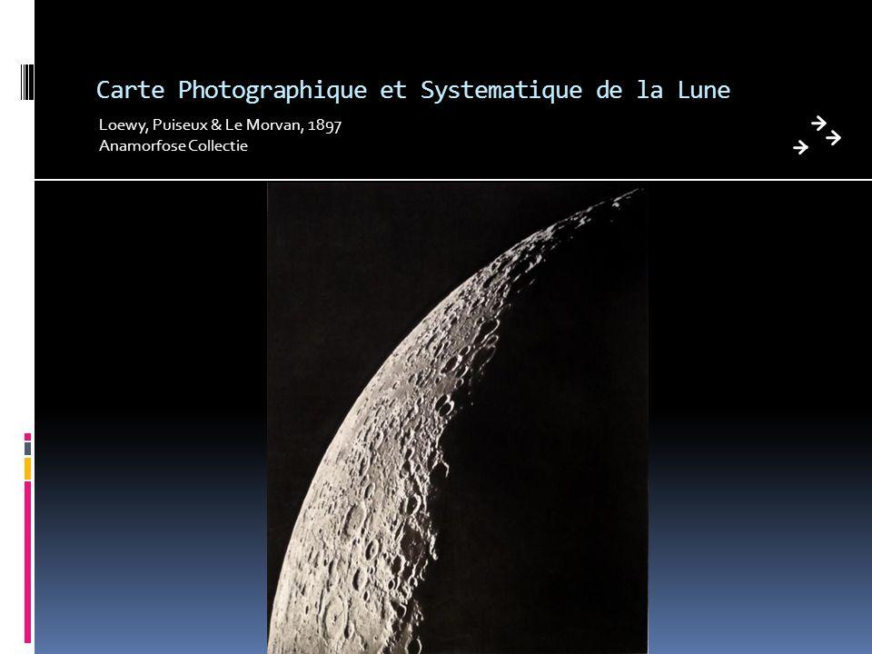 Carte Photographique et Systematique de la Lune
