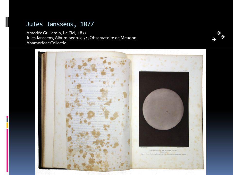 Jules Janssens, 1877 Amedée Guillemin, Le Ciel, 1877