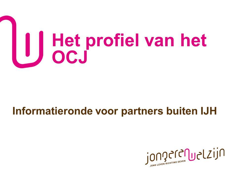Informatieronde voor partners buiten IJH