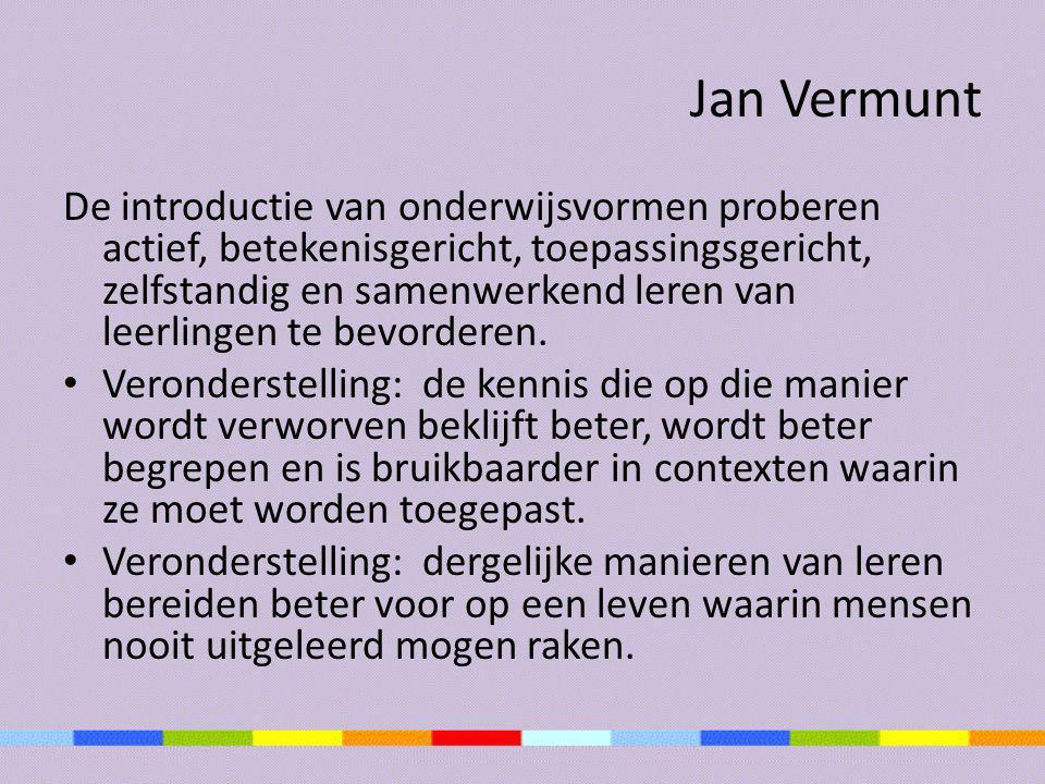 Jan Vermunt