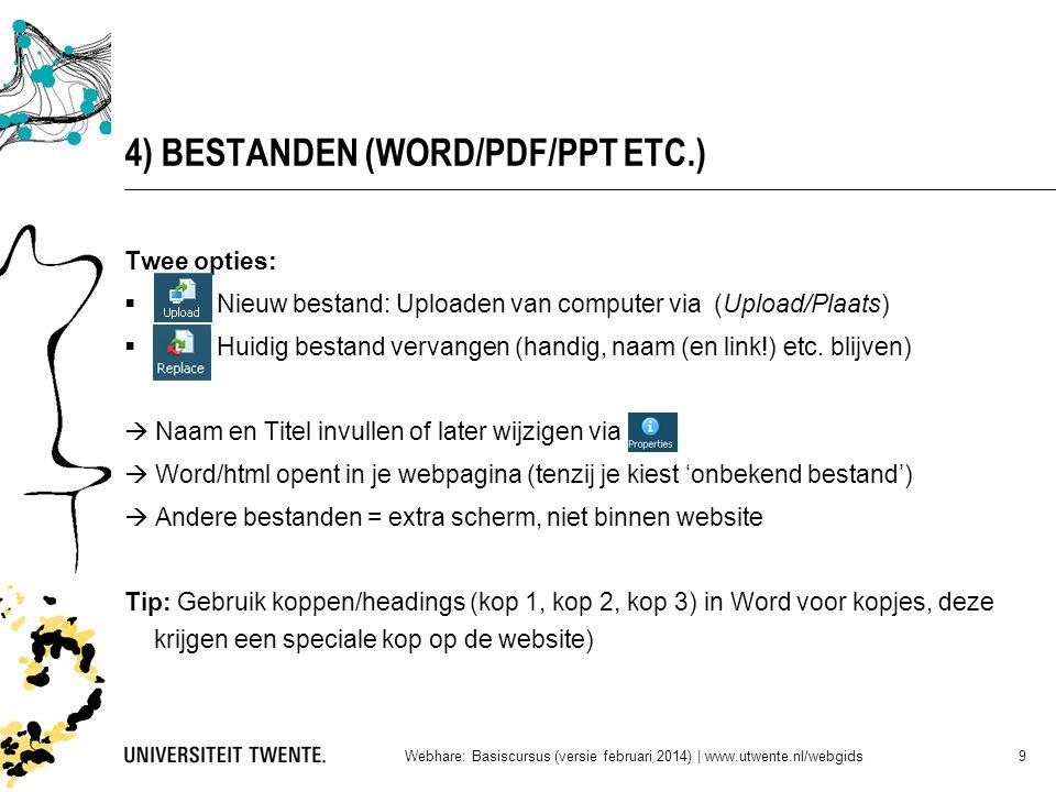 4) BESTANDEN (WORD/PDF/PPT ETC.)