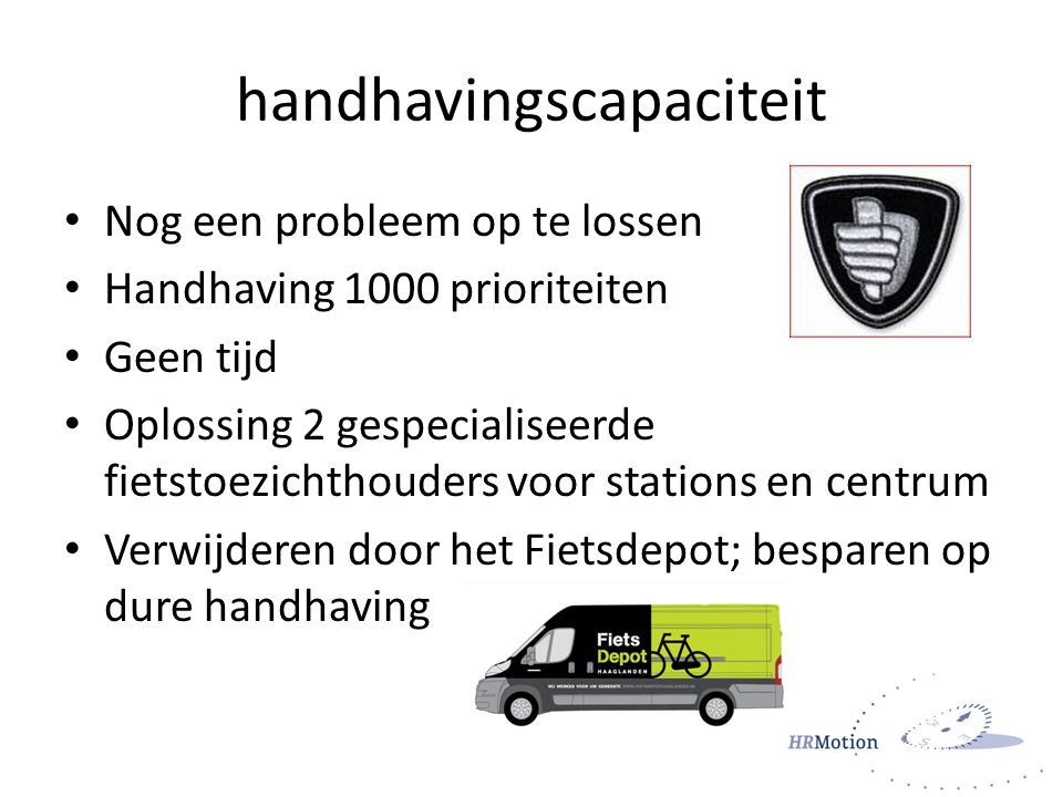 handhavingscapaciteit