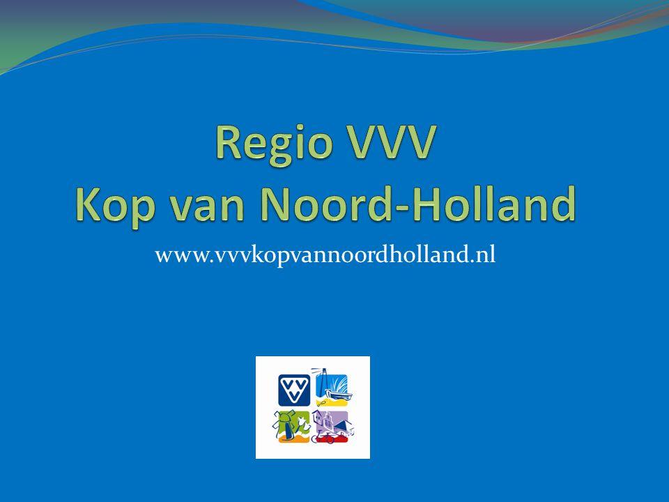 Regio VVV Kop van Noord-Holland