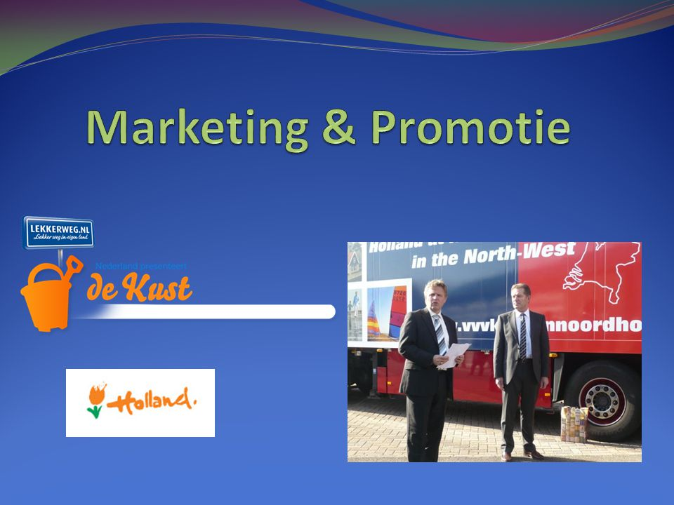 Marketing & Promotie