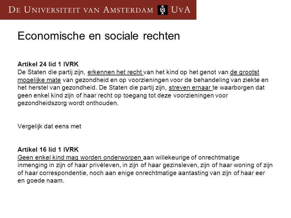 Economische en sociale rechten