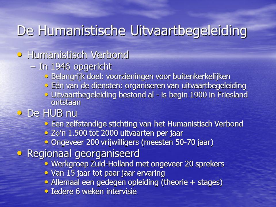 De Humanistische Uitvaartbegeleiding