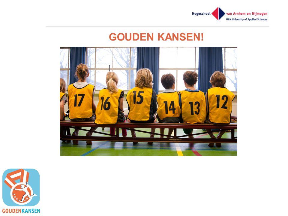 GOUDEN KANSEN! Sport en onderwijs (LO) kunnen complementair zijn aan elkaar!