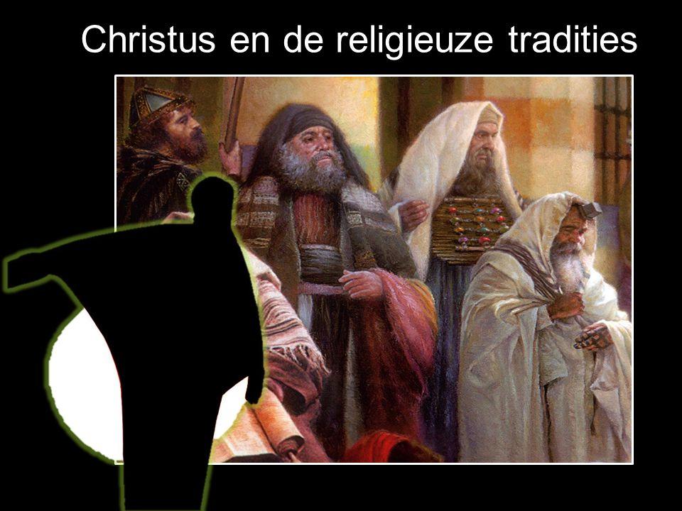 Christus en de religieuze tradities