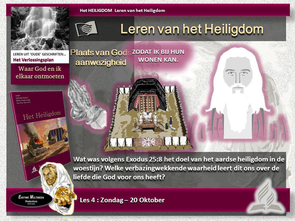Leren van het Heiligdom