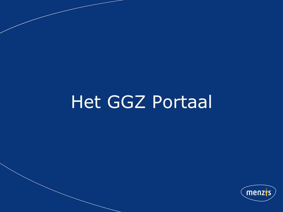 Het GGZ Portaal