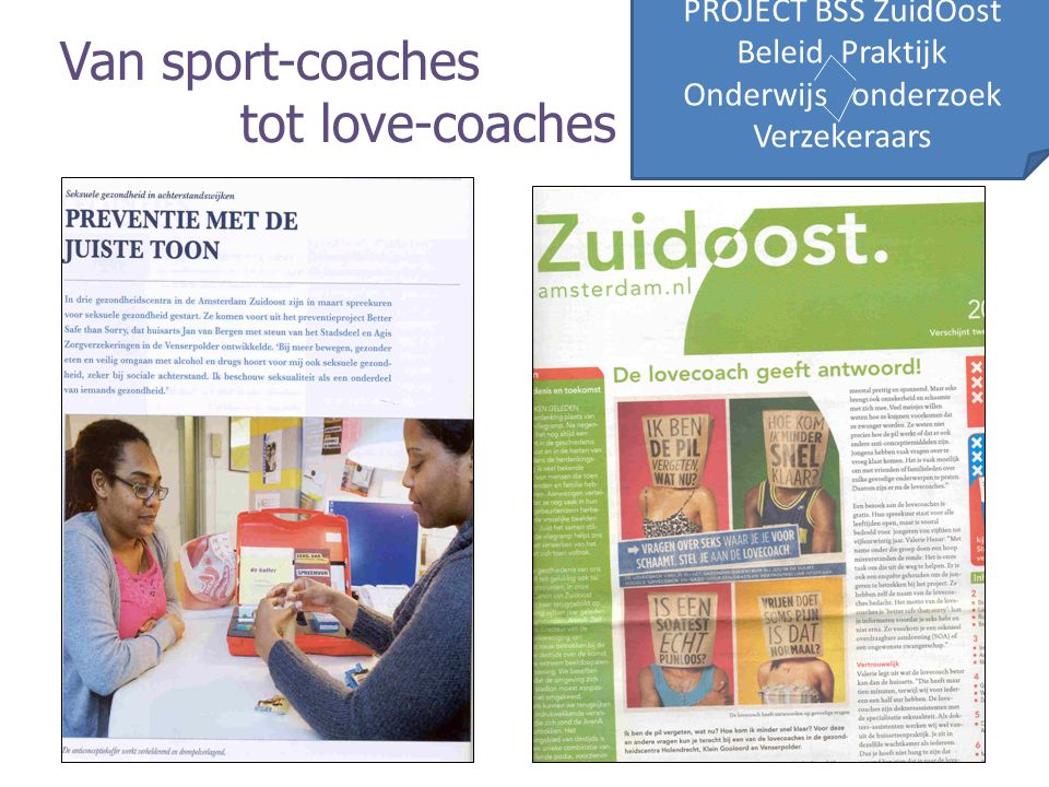 Van sport-coaches tot love-coaches