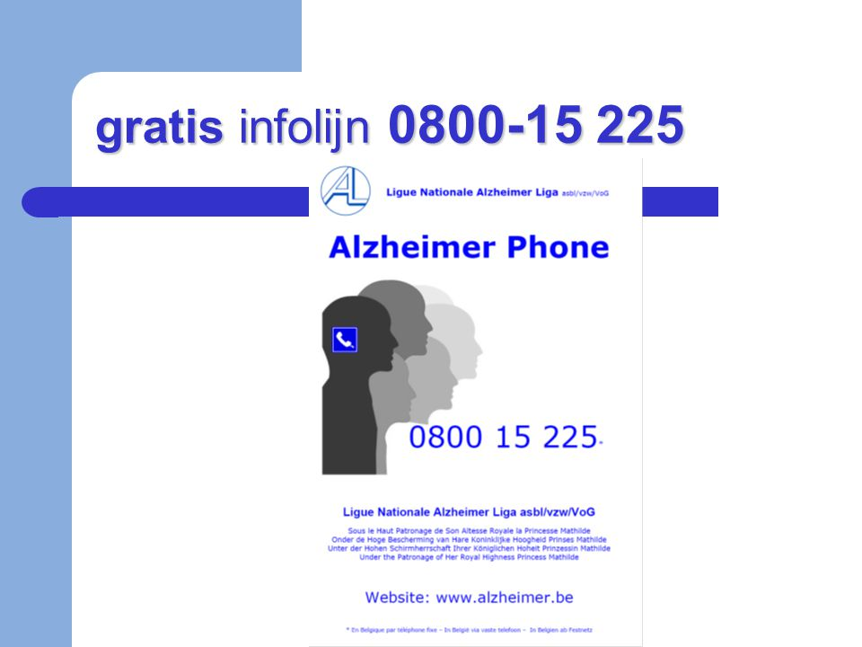 gratis infolijn 0800-15 225 het drietalig oproepnummer