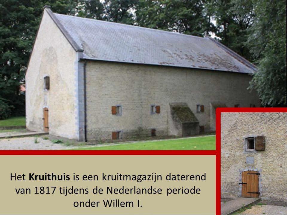 Het Kruithuis is een kruitmagazijn daterend van 1817 tijdens de Nederlandse periode onder Willem I.