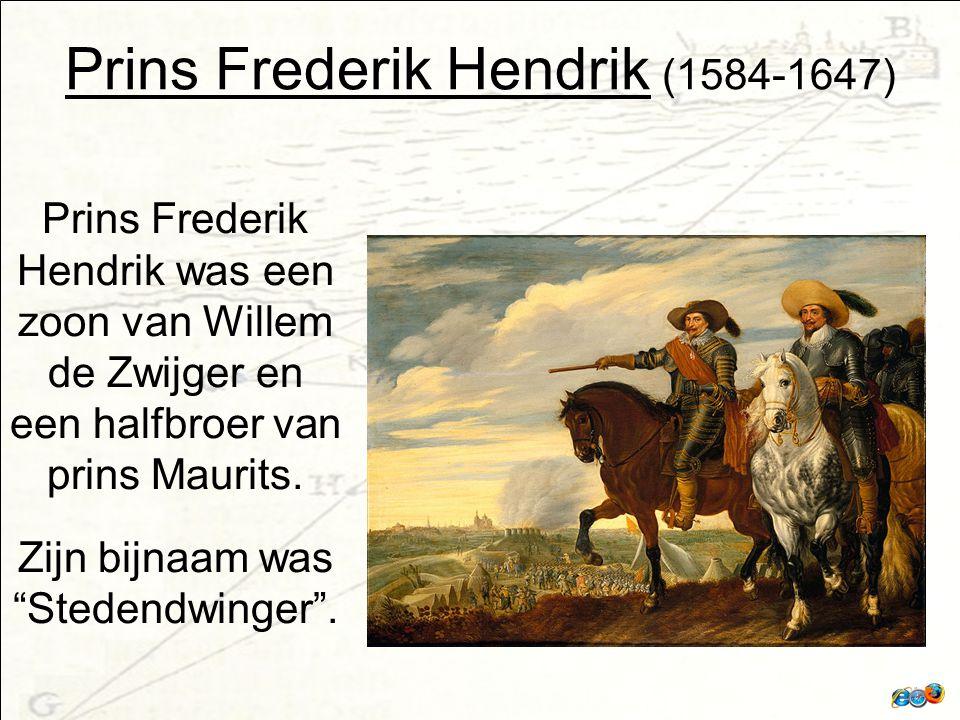 Prins Frederik Hendrik (1584-1647)