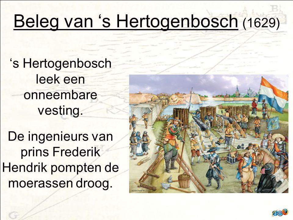 Beleg van 's Hertogenbosch (1629)