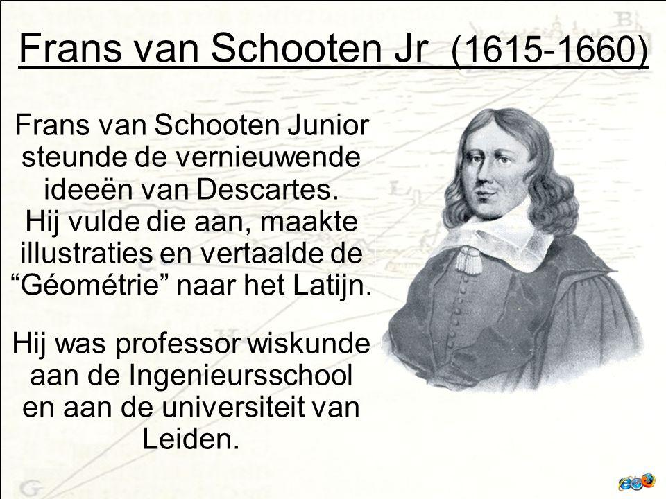 Frans van Schooten Jr (1615-1660)