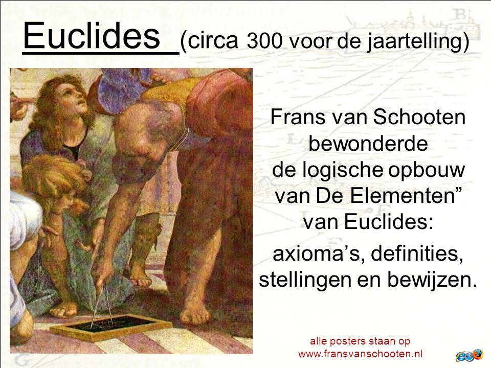 Euclides (circa 300 voor de jaartelling)
