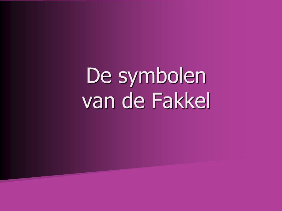 De symbolen van de Fakkel