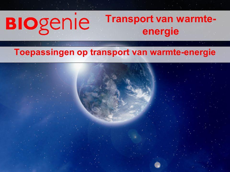 Transport van warmte-energie