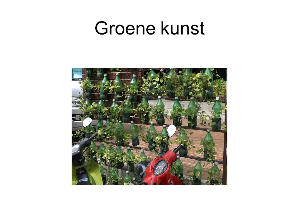 Groene kunst