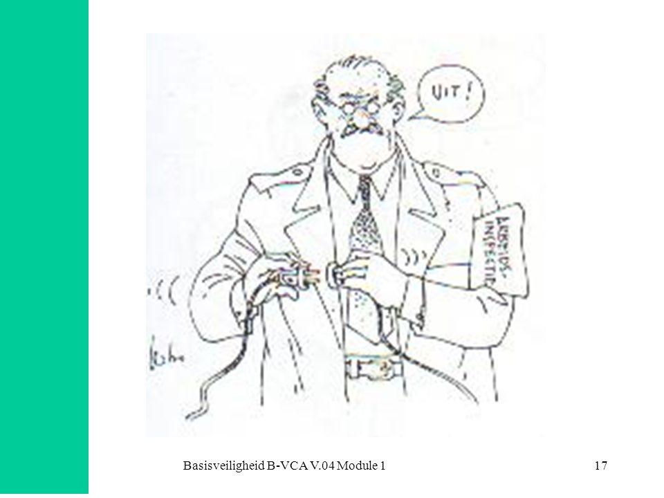 Basisveiligheid B-VCA V.04 Module 1