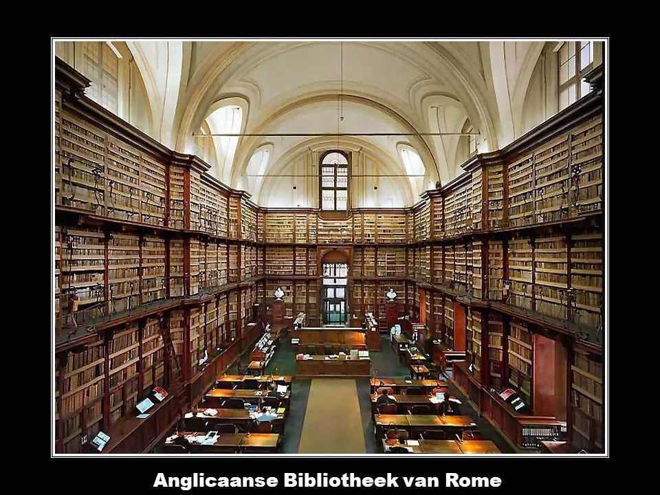 Anglicaanse Bibliotheek van Rome