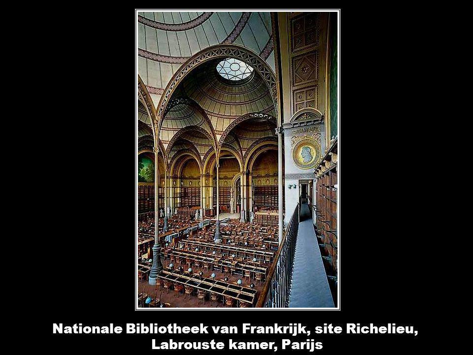 Nationale Bibliotheek van Frankrijk, site Richelieu,