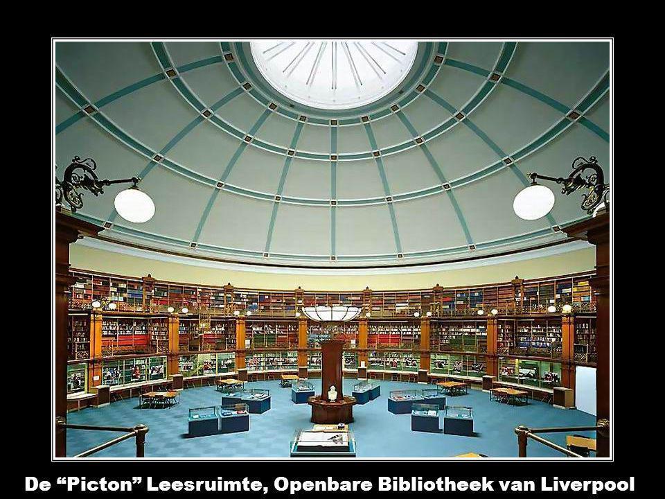 De Picton Leesruimte, Openbare Bibliotheek van Liverpool