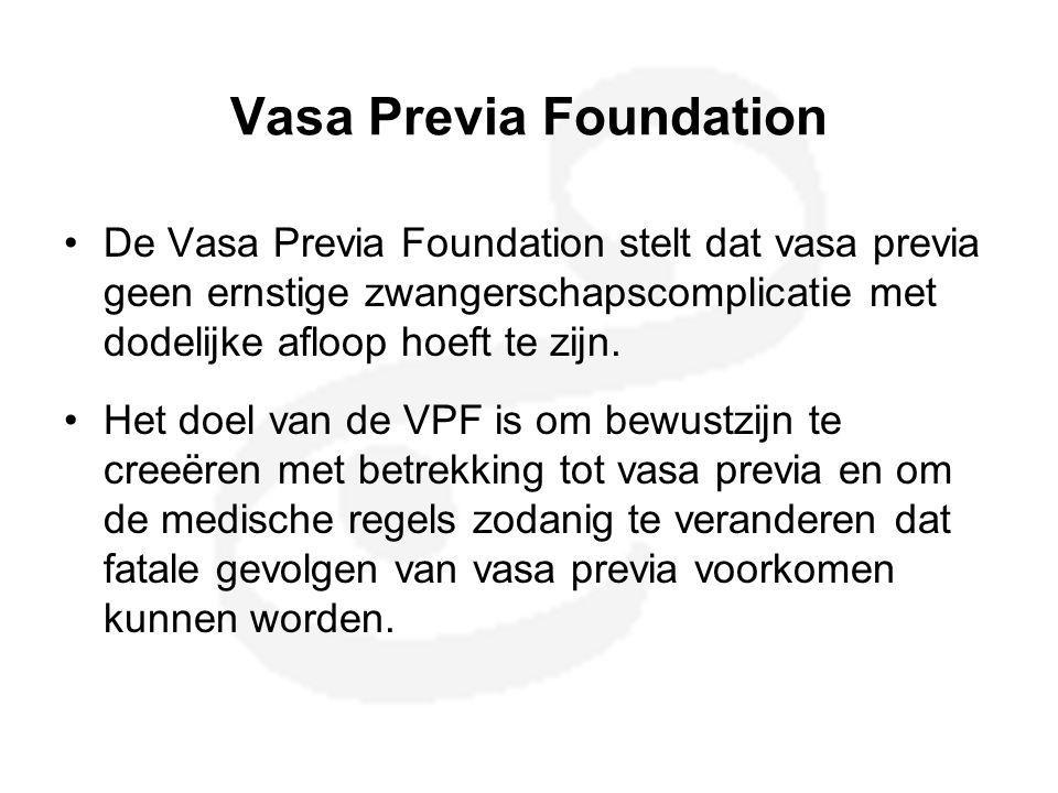 Vasa Previa Foundation